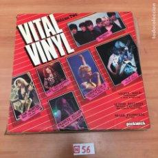 Discos de vinilo: VITAL VINYL. Lote 196638030