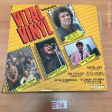 Discos de vinilo: VITAL VINYL. Lote 196638063
