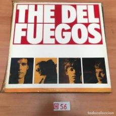 Discos de vinilo: THE DEL FUEGOS. Lote 196638757