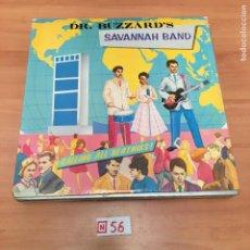Discos de vinilo: DR. BUZZARDS. Lote 196639761