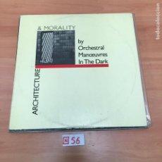 Discos de vinilo: ARCHITECTURE. Lote 196639966