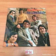 Discos de vinilo: LOS COMODINES . Lote 196640570