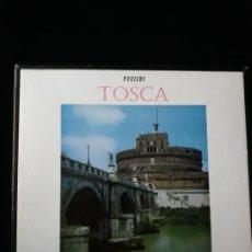 Discos de vinilo: PUCCINI TOSCA DECCA SXL 2180/81 1960 . Lote 196649467