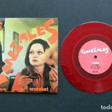 Discos de vinilo: GONZALES – EROTOBOT – VINILO 2000. Lote 196650583