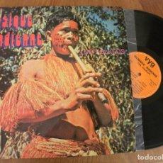Discos de vinilo: LOS FOLKOS -MUSIQUE INDIENNE -LP. Lote 196653198