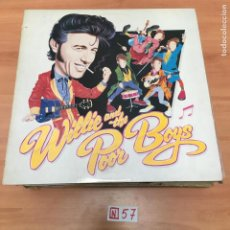 Discos de vinilo: WILLIE AND THE POOR BOYS. Lote 196666293