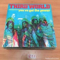 Discos de vinilo: THIRD WORLD. Lote 196666393