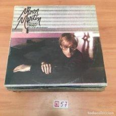 Discos de vinilo: MOON MARTIN. Lote 196666412