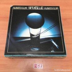Discos de vinilo: VANGELIS. Lote 196666491