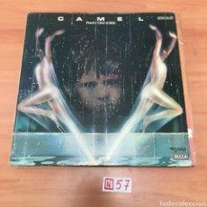 Discos de vinilo: CAMEL RAIN DANCES. Lote 196666593