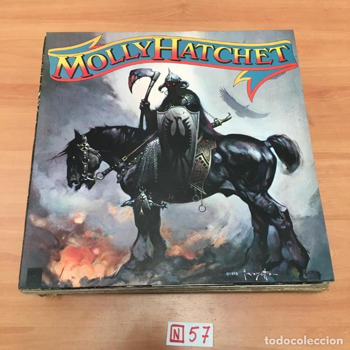 MOLLY HATCHET (Música - Discos - LP Vinilo - Disco y Dance)