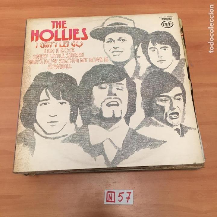 THE HOLLIES (Música - Discos - LP Vinilo - Disco y Dance)