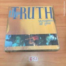 Discos de vinilo: THE TRUTH. Lote 196667198