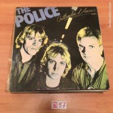 Discos de vinilo: THE POLICE. Lote 196675391