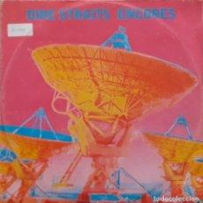 Discos de vinilo: DIRE STRAITS - ENCORES. Lote 196736703