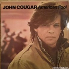 Discos de vinilo: DISCO VINILO JOHN COUGAR. Lote 196739511