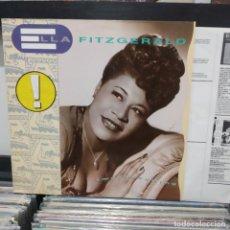 Discos de vinilo: LP ELLA FITZGERALD VG++ 1985 SEMINUEVO. Lote 196740647