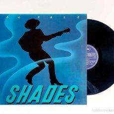 Discos de vinilo: J. J. CALE. SHADES 1980. LP VINILO. Lote 196741081