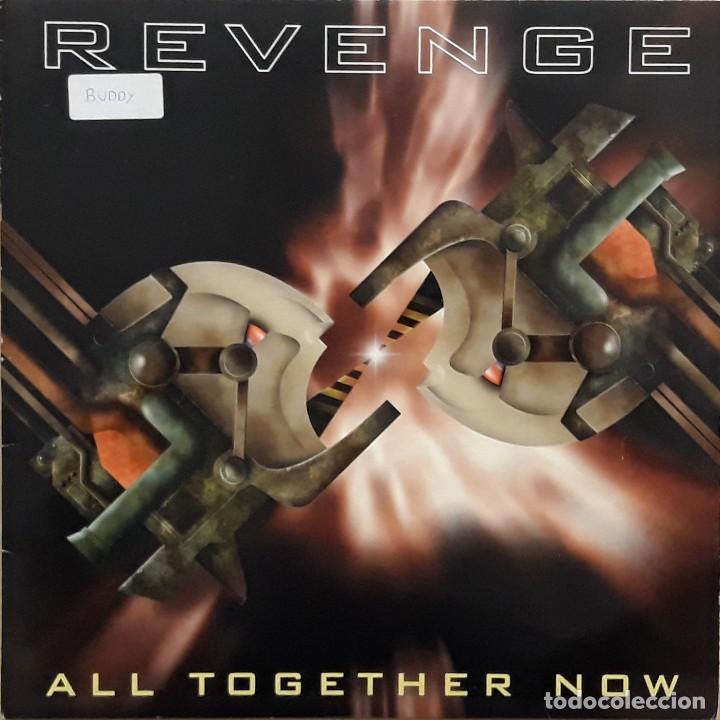 REVENGE - ALL TOGETHER NOW (Música - Discos de Vinilo - Maxi Singles - Disco y Dance)