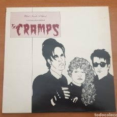 Discos de vinilo: LP THE CRAMPS - WHAT'S INSIDE A GHOUL - MUY RARO!!. Lote 196756862