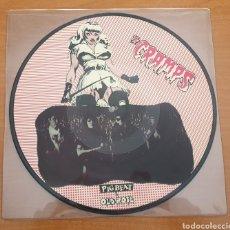 Discos de vinilo: LP THE CRAMPS - WHAT'S INSIDE A GIRL? - RARISIMO!!. Lote 196757471