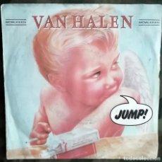 Dischi in vinile: VAN HALEN – JUMP! EUROPE 1983 . Lote 196768045