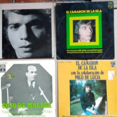 Discos de vinilo: FLAMENCO 22 EPS VARIOS. Lote 196780313