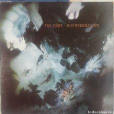 Discos de vinilo: DISCO THE CURE, DISINTEGRATION, 1989. Lote 196782212