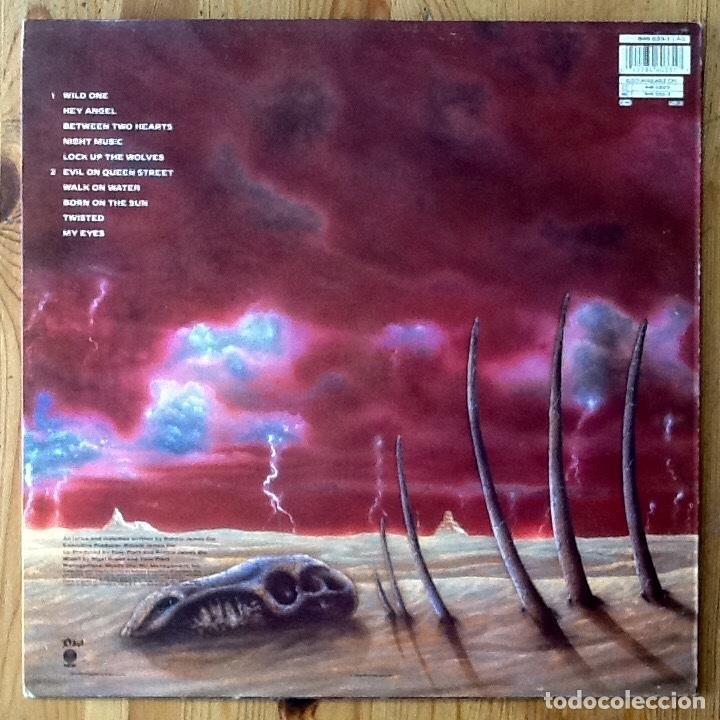 Discos de vinilo: DIO : LOCK UP THE WOLVES [ESP 1990] LP - Foto 2 - 196785517