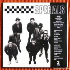 Discos de vinilo: THE SPECIALS - THE SPECIALS 40 ANIVERSARIO VINILO 180GR 45 RPM 2LP HALF-SPEED MASTER EDITION NUEVO. Lote 196786613
