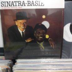 Discos de vinilo: LP FRANK SINATRA COUNT BASIE AN HISTORIC MUSICAL FIRST VG++/EX. Lote 196787507