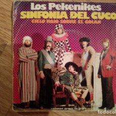Discos de vinilo: DISCO VINILO LOS PEKENIKES. Lote 196789692