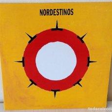Discos de vinilo: THE NORDESTINOS - NORDESTINOS MAXI G3G RECORDS - 1991. Lote 196792713