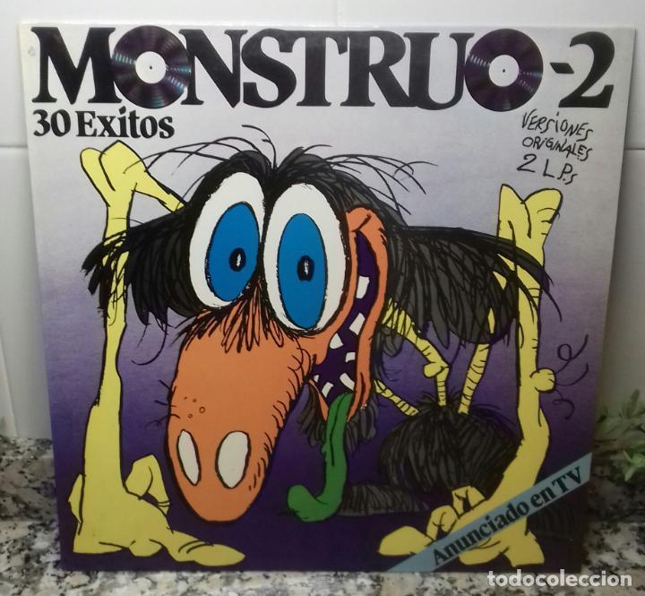 MONSTRUO 2 (Música - Discos de Vinilo - Maxi Singles - Jazz, Jazz-Rock, Blues y R&B)