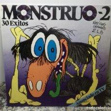 Discos de vinilo: MONSTRUO 2. Lote 196818836