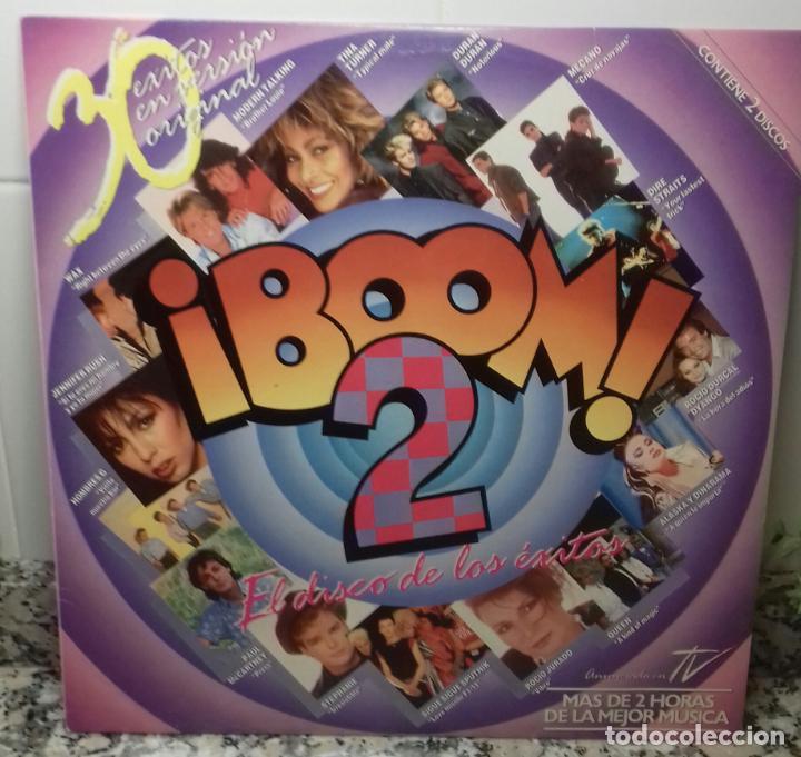 ¡BOOM! 2 (Música - Discos de Vinilo - Maxi Singles - Jazz, Jazz-Rock, Blues y R&B)