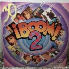 Discos de vinilo: ¡BOOM! 2. Lote 196819096