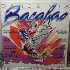 Discos de vinilo: DANCE MIX BACALAO. Lote 196819167