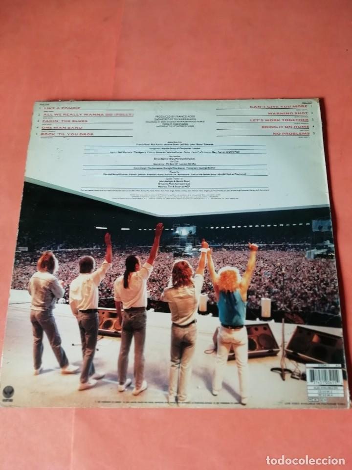 Discos de vinilo: STATUS QUO. ROCKTIL YOU DROP. VERTIGO RERCORDS 1991 - Foto 6 - 196842192
