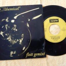Discos de vinilo: MUY RARO! FLOTT GEMIXT. EP. GERMANY. EPLE. PROMO.. Lote 196844803