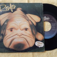 Discos de vinilo: ROFO. I WANT YOU. 1984. EPIC. SPAIN. Lote 196845355