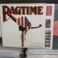 Discos de vinilo: LP ESPAÑOL RANDY NEWMAN RAGTIME VG/VG++ DISCO SEMINUEVO. Lote 196865347