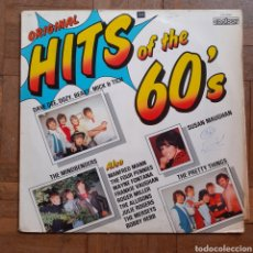 Discos de vinilo: HITS OF THE 60'S. CONTOUR CN 2030. ENGLAND 1968.. Lote 196899961