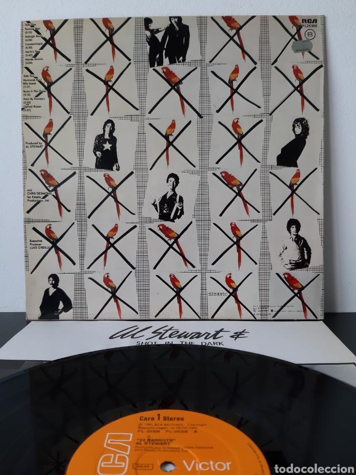 Discos de vinilo: AL STEWART. SHOT IN THE DARK. 1989. RCA. VICTOR. - Foto 2 - 196904503
