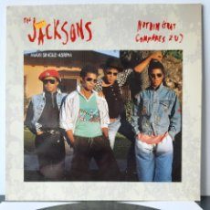 Discos de vinilo: THE JACKSONS. ALRIGHT WITH ME. EPIC. 1989. SPAIN. Lote 196905158