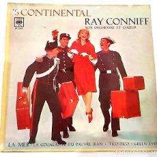Discos de vinilo: SINGLE DE RAY CONNIFF DE 1966. Lote 196912547