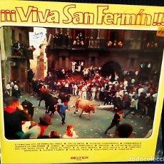 Discos de vinilo: VINILO ¡VIVA SAN FERMÍN!. Lote 196926512