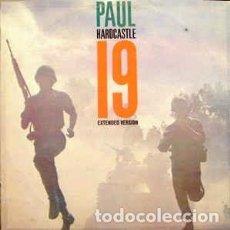 Discos de vinilo: PAUL HARDCASTLE – 19. Lote 196926841