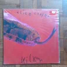 Discos de vinilo: ALICE COOPER. KILLER. GATEFOLD. WARNER BROSS K 56005. UK 1971. FUNDA VG. DISCO VG++.. Lote 196934548