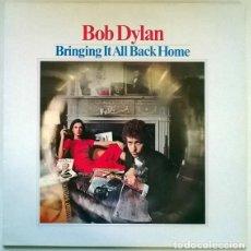 Discos de vinilo: BOB DYLAN. BRINGING IT ALL BACK HOME. CBS, SPAIN 1965 LP (EDICIÓN DE 1983). Lote 196941587